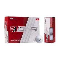 Wilson DNA Titanium golf balls