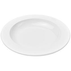 Assiette Pax ronde en plastique