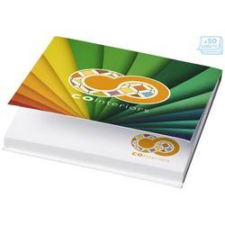 Sticky-Mate® softcover sticky notes 75x75