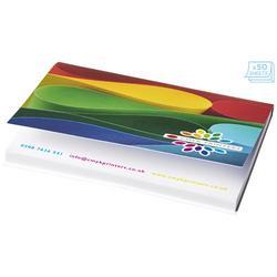 Post-its Sticky-Mate® avec couverture souple A7 100x75