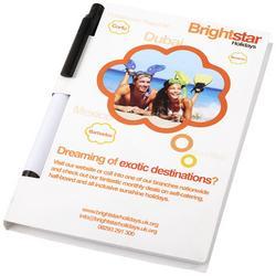 Essential konferansepakke A6 notisbok og penn