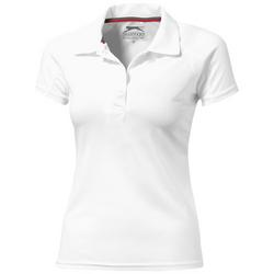 Game short sleeve women's cool fit polo