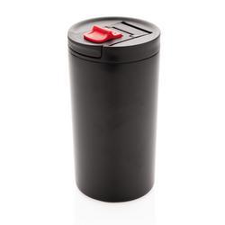 Double wall vacuum leakproof lock mug 300ml