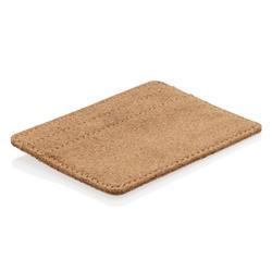 Kork RFID plånbok