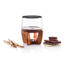 Cocoa chocolade fondue set