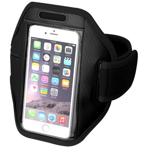 Gofax smartphone bracelet with transparent cover