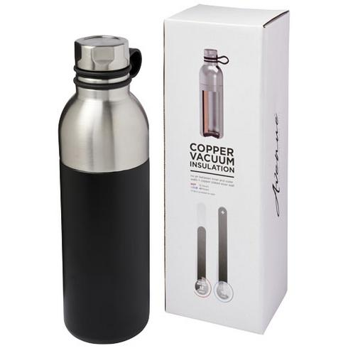 Koln 590 ml copper vacuum insulated sport bottle