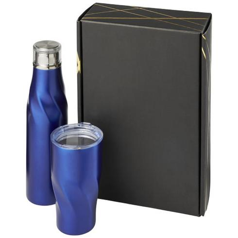Hugo copper vacuum insulated gift set