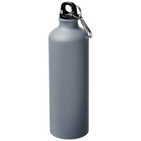 Pacific 770 ml matte sport bottle with carabiner