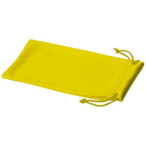 Pochette microfibre pour lunettes de soleil Clean
