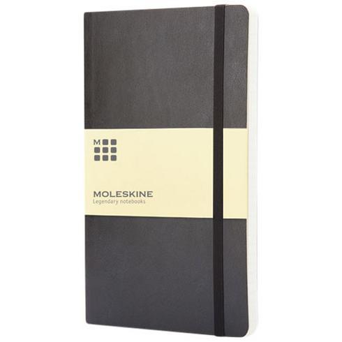 Classic L softcover notesbog - linjeret