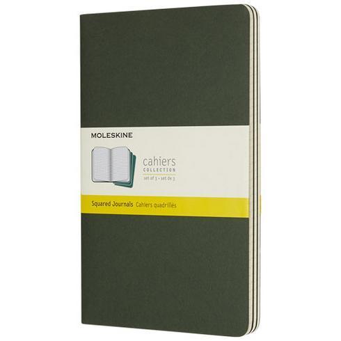 Cahier Journal L – kariert