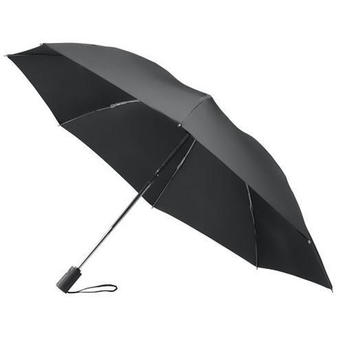"""Callao 23"""" foldbar, vendbar paraply med automatisk åbning"""