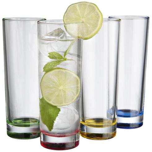 Rocco 4-teiliges Glas-Set