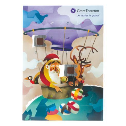 Adventkalender A4