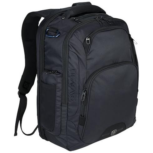 "Rutter 17"" TSA laptop backpack"