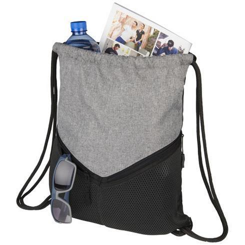 Voyager drawstring backpack