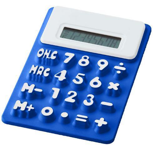 Calculatrice flexible Splitz
