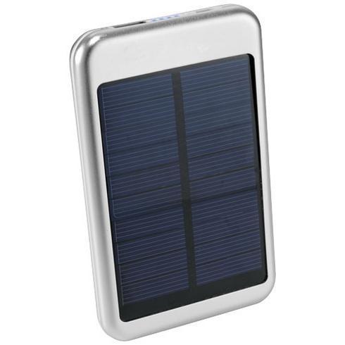 Bask 4000 mAh solcelledrevet mobillader