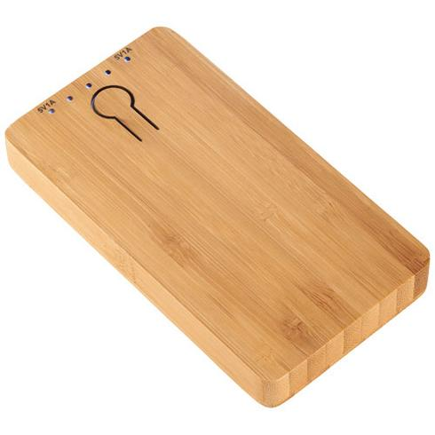 Grove 5000 mAh Bambus Powerbank