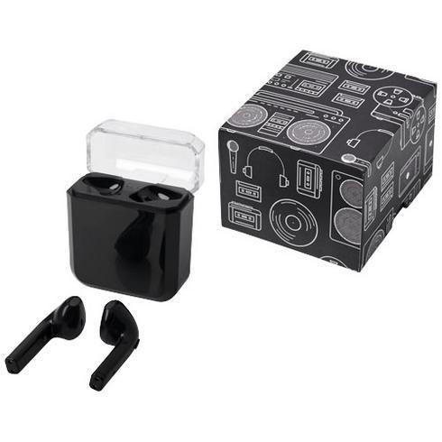 Braavos True Wireless ørepropper med automatisk paring