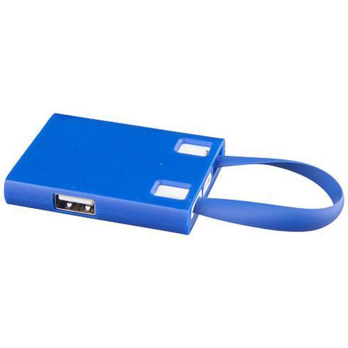 USB-hub og 3-i-1 kabel