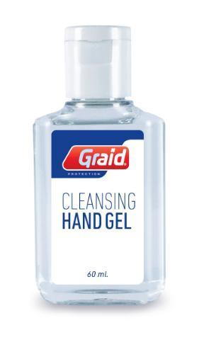 Desinfectie handgel 60ml