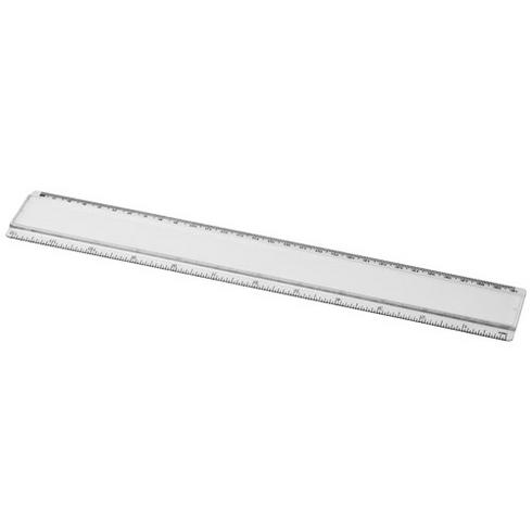 Ellison 30 cm plastic ruler with paper insert