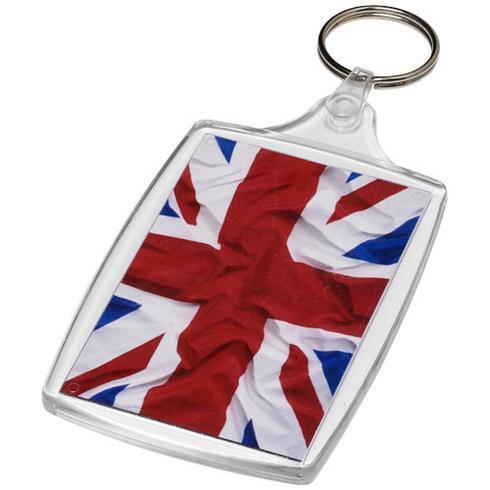 Grand porte-clés L6 avec attache plastique Baiji