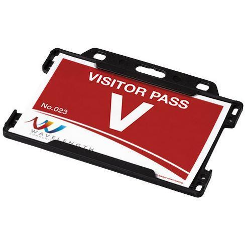 Vega Kartenhalter aus Kunststoff