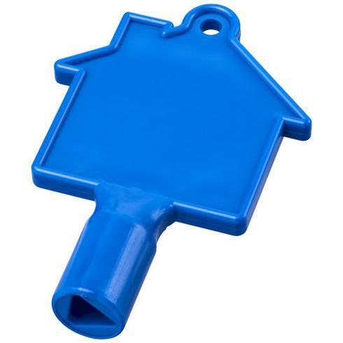 Maximilian husformet nøgle til meterboks