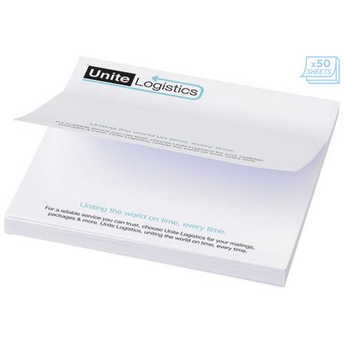 Sticky-Mate® large squared sticky notes 100x100