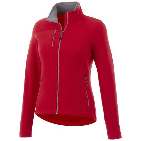 Pitch Mikrofleecejacke für Damen