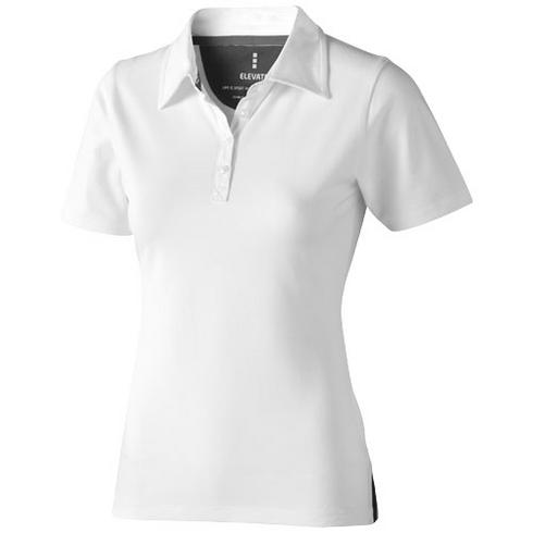 Markham stretch dames polo met korte mouwen