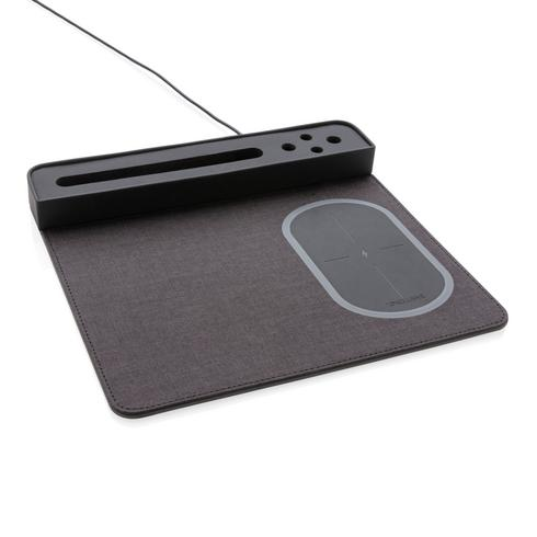 Air mousepad with 5W wireless charging and USB