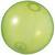 Transparent grön