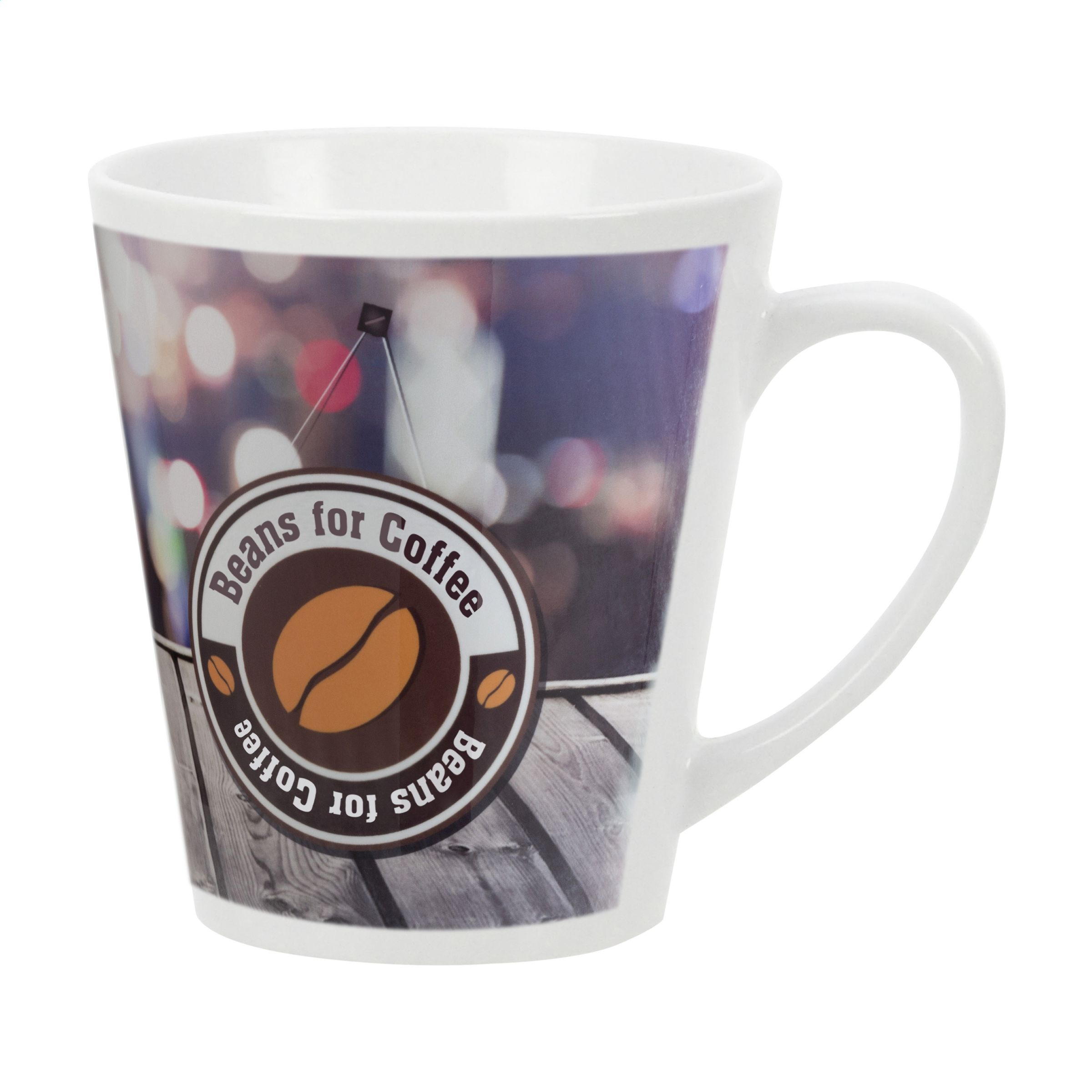 impresión de FullColourMug Imagine mug