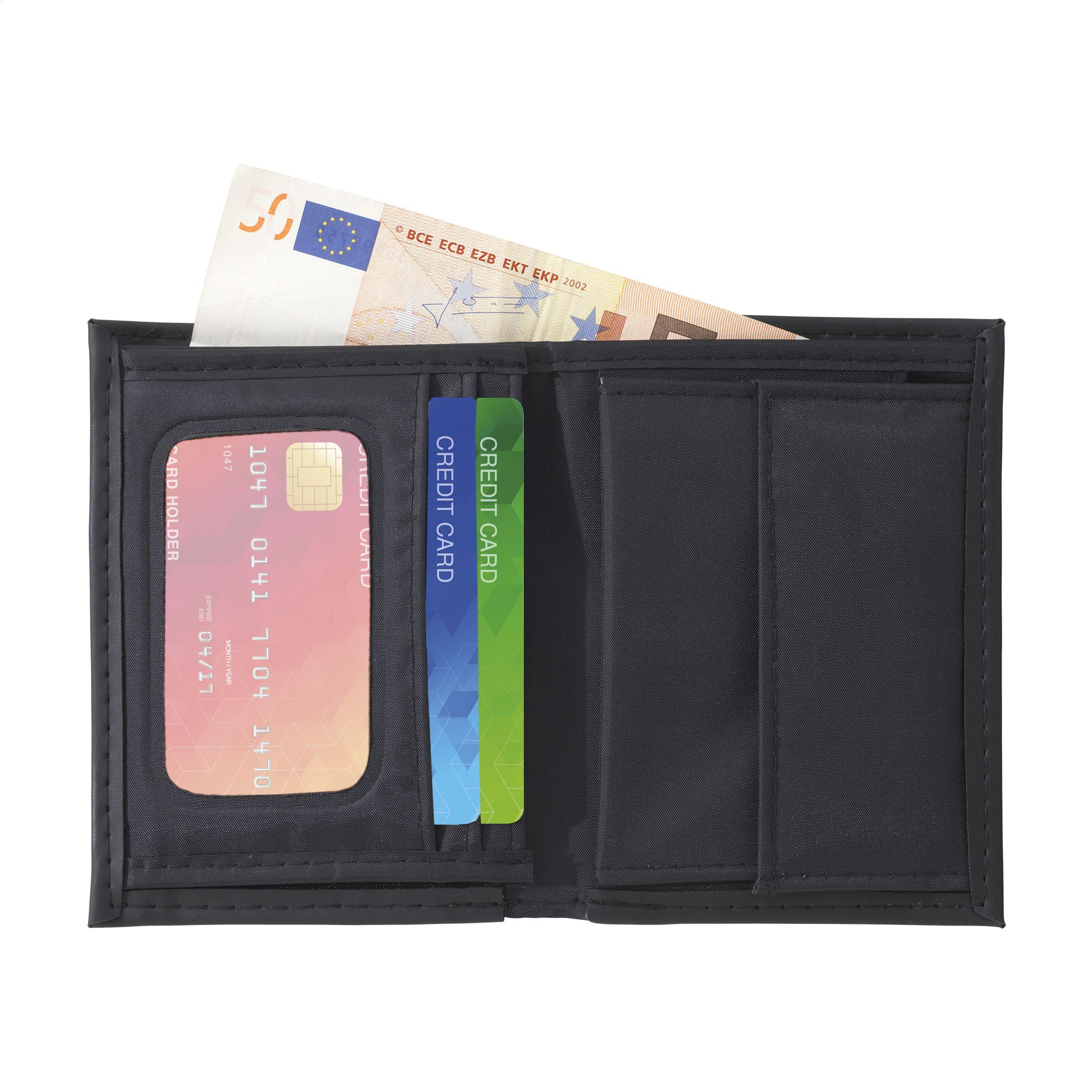 Blackstar wallet printing