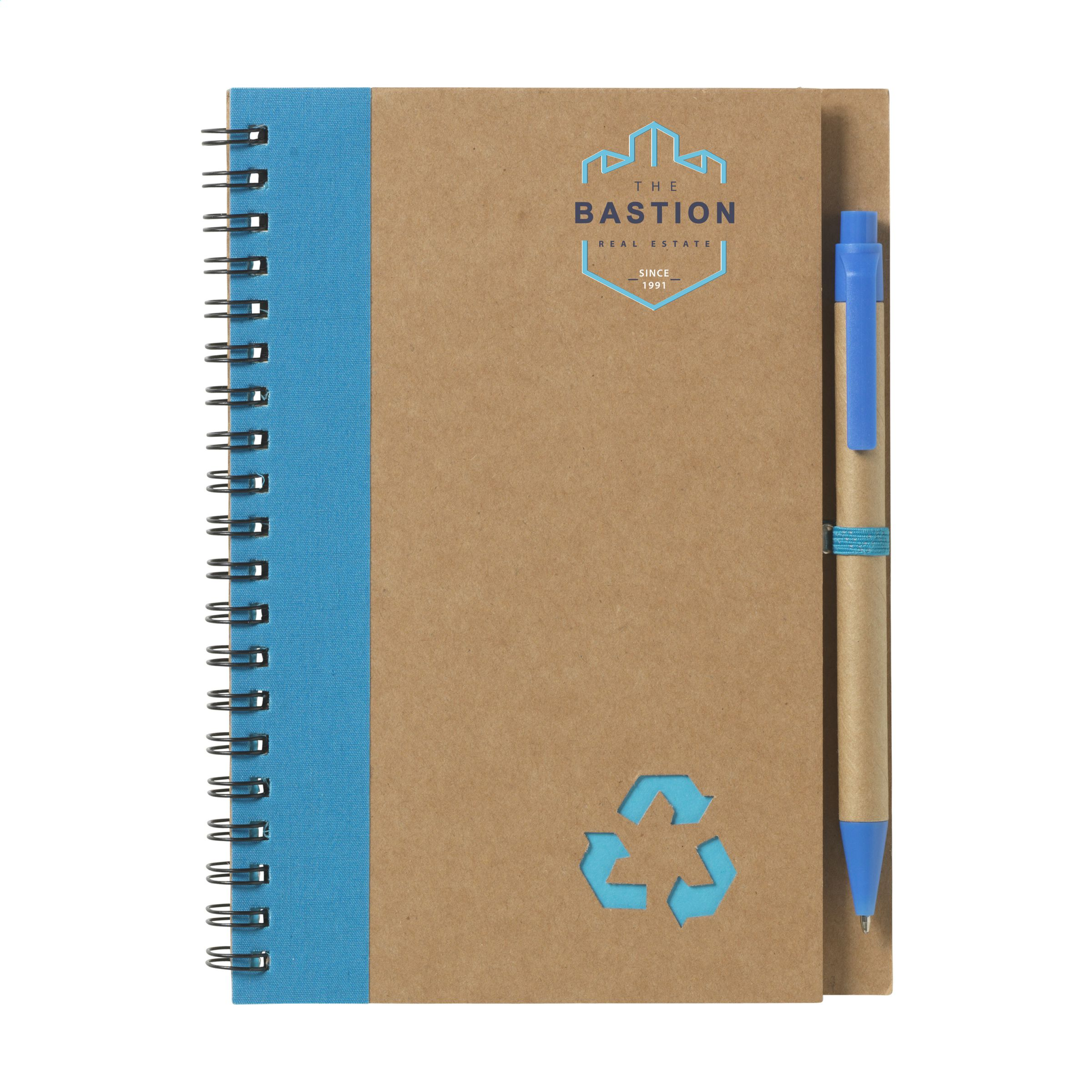 Recycle Note-L notebook printing