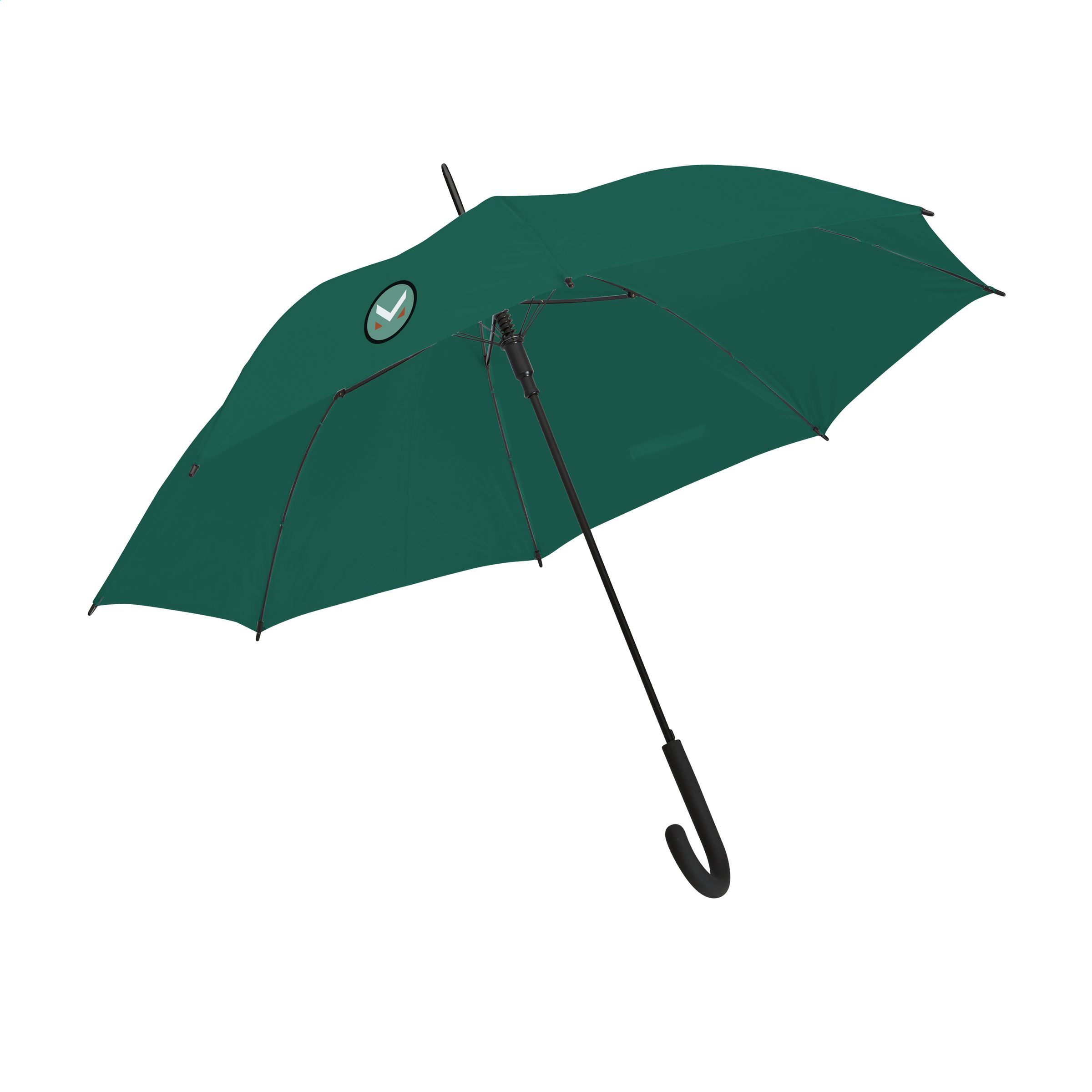 Klassischer Regenschirm