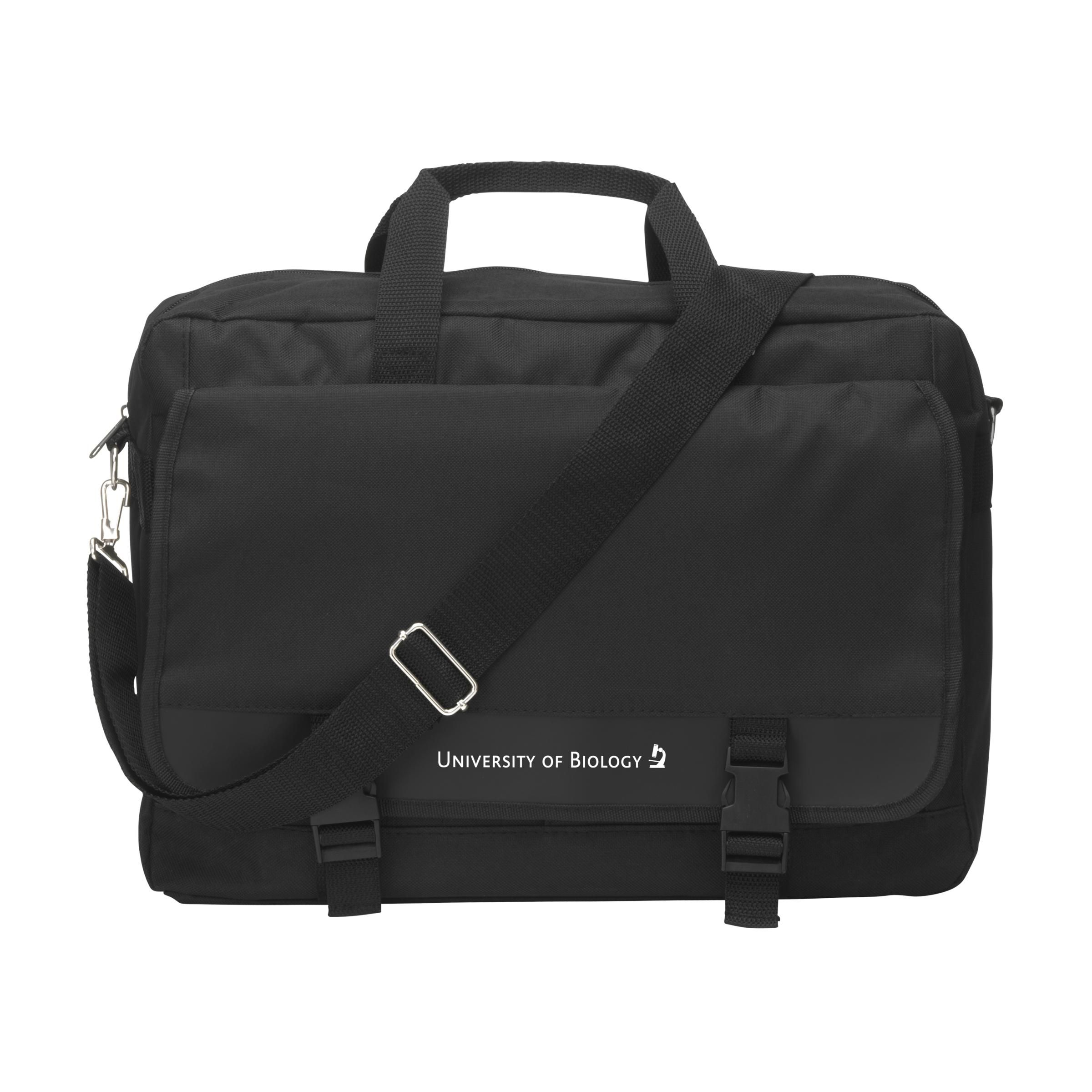impresión de BusinessPartner document bag