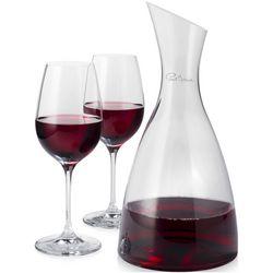 Prestige karaf met 2 wijnglazen