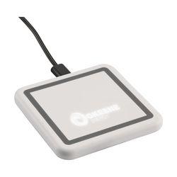 LogoBoost Wireless trådlös laddare med ljus