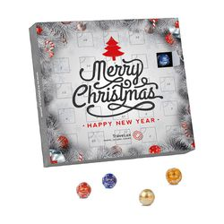 Mini Kugeln Adventskalender Lindt