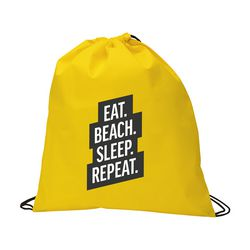 Non-Woven Promobag sac à dos