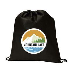 Non-Woven Promobag rygsæk