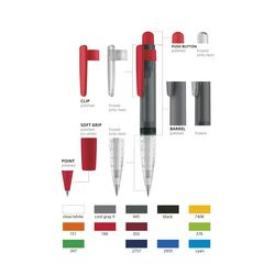 Senator Big pen Mix & Match stylo