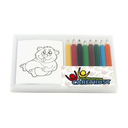 YoungArtist Colouring Set