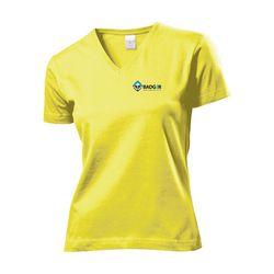 Stedman Classic V-Neck T-shirt Damen