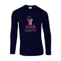 Gildan Softstyle Longsleeve T-Shirt Herren